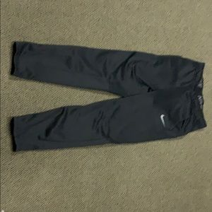 Black NIKE Dri-Fit Sweat Pants